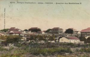CPA Sénégal Afrique Fortier 40. Dakar - Vue Panoramique no. 4. (68178)