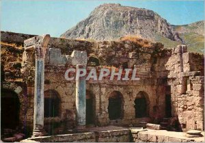 Postcard Modern Corinth (Antique) The Source of Pirene