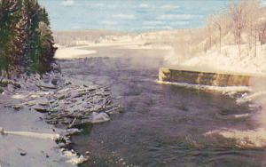 Riviere de Lievre Mont Laurier Quebec Canada