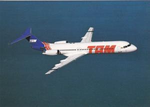 TAM Fokker 100 Airplane , 1970-90s