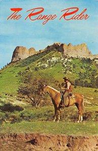 Range Rider Horse Unused