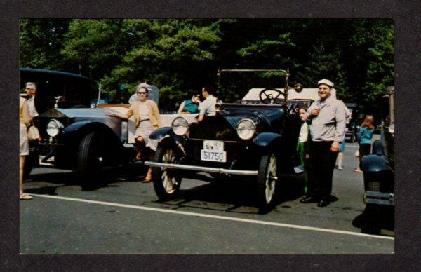 MA Rolls Royce Car Auto Automobile Longmeadow Mass Studebaker Hazardville CT