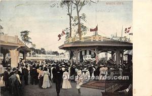 Savin Rock, Connecticut, CT, USA Postcard White City 1906
