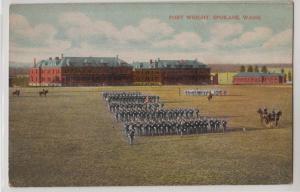 Fort Wright, Spokana WA