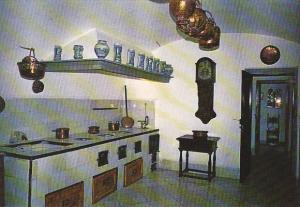 Italy Ana Capri Villa San Michele Cucina Axel Munthe