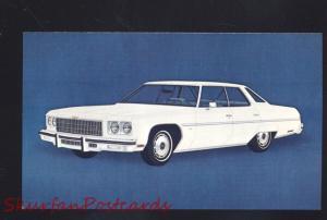 1975 CHEVROLET CAPRICE CLASSIC VINTAGE CAR DEALER