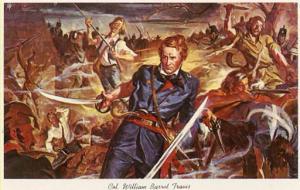 Col. William Barret Travis