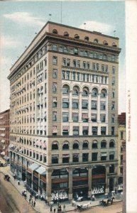 Rochester NY, New York - The Granite Building - UDB