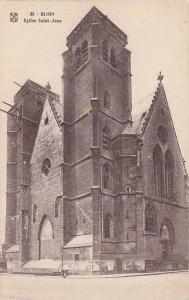 Eglise Saint-Jean, Dijon (Côte-d'Or), France, 1900-1910s
