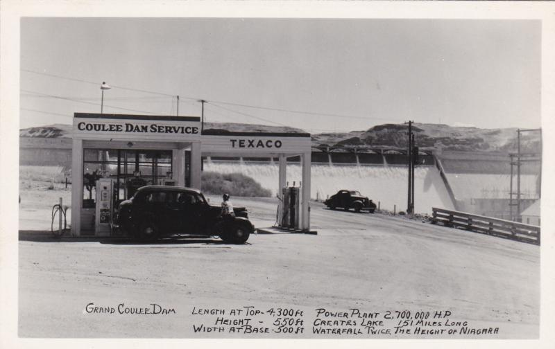 RP: Grand Coulee Dam , Washington, 1947