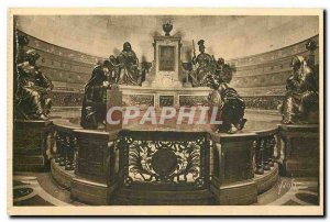 Old Postcard Chateau de Chantilly Mausoleum of Henry II Prince of Conde