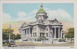 Pennsylvania Somerset Somerset county court House
