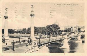 Belgium Liége Le Pont de Fragnée 02.74