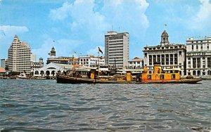 Waterfront Skyline Singapore Unused