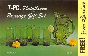 Houseware Advertising Old Vintage Antique Post Card Rinflower Beverage Gift S...
