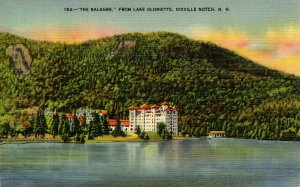 NH - Dixville Notch. The Balsams Resort