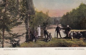 GEORGIAN BAY , Ontario , Canada , 00-10s ; Hunting Party