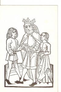 Postal 045629 : Un rey