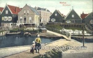 Marken Netherlands, Nederland Havenbuurt  Havenbuurt