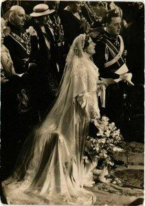 CPA AK HKH Prinses Juliana en ZKH Prins Bernhard DUTCH ROYALTY (826109)