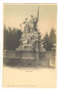 Monument De La Republique, Neuchatel, Switzerland, 1900-1910s
