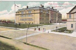 NEWARK , New Jersey , 1900-10s ; High School (Branchwood Park)