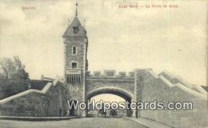 Quebec Canada, du Canada Kent Gate, La Porte de Kent  Kent Gate, La Porte de ...