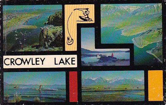 California Bishop Crowley Lake