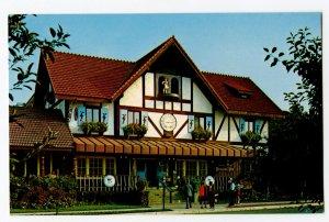 Postcard Frankenmuth Bavarian Inn Frankenmuth Michigan Standard View Card