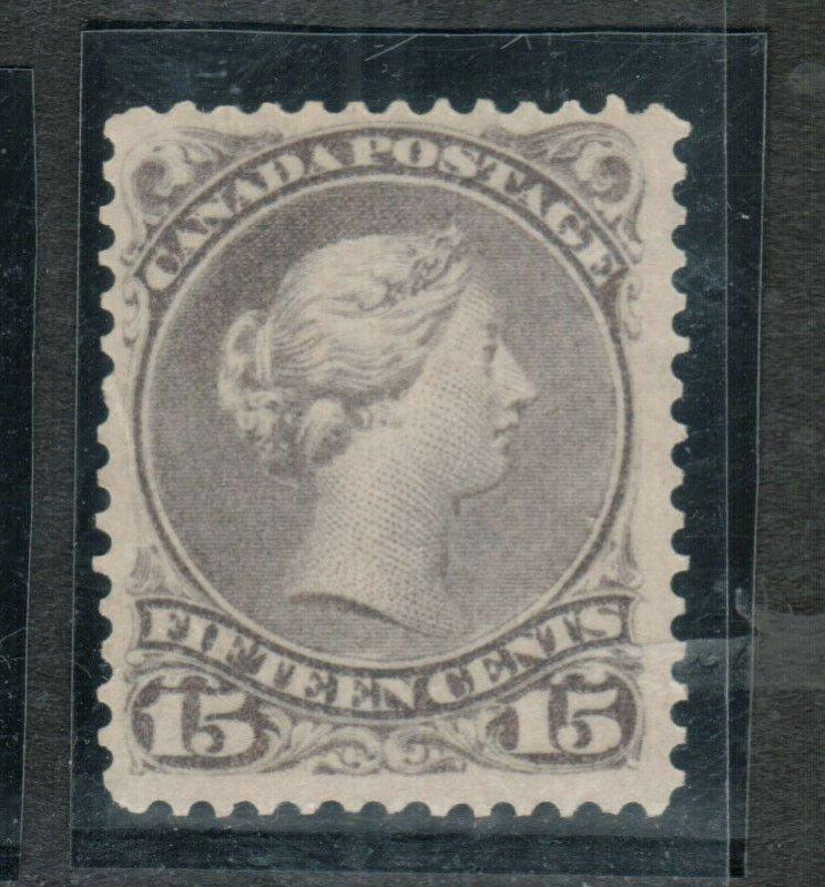 Canada #29 Mint Very Fine Original Gum Hinged