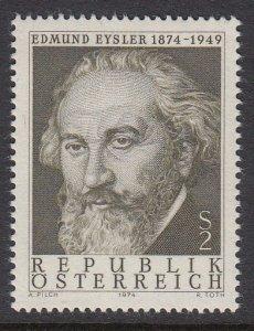Austria 1003 Eysler mnh