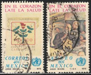 MEXICO 1038-C395 World Health Day. Used. (41)