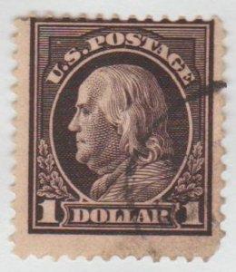 U.S. Scott #423 Franklin Stamp - Used Single