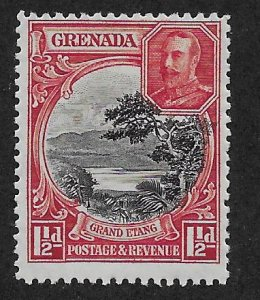 GRENADA SC# 116a   F/MOG 1934