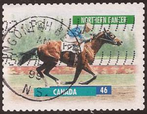 Canada - Scott# (060 - used cds booklet single) 1795 (199...