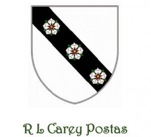 R L Carey Postas