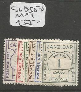 Zanzibar SG D25-30 MOG (2cul)