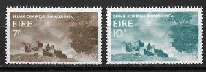 1967 Ireland 236-7 Tourist Year C/S of 2 MH