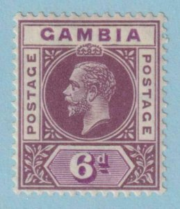 GAMBIA 93  MINT HINGED OG * NO FAULTS VERY FINE !