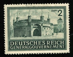 Reich, 2 Zloty, Generalgouvernement (T-6324)