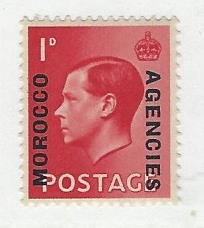 Great Britain offices in Morocco mnh sc 247