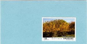 2011 Uruguay Intl Year of the Forest (Scott 2345) MNH