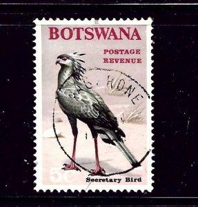 Botswana 23 Used 1967 Birds