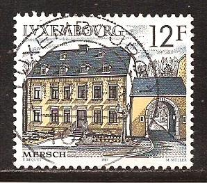 Luxembourg  #  776  used