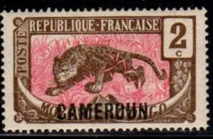 Cameroun - # 148 Overprint - MH
