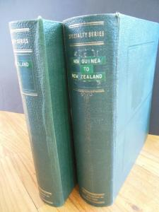 NEW ZEALAND : Exceptional 20th Century mostly Mint collec.in 2 albums Cat $18479