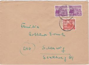 Germany Berlin 1950  stamps cover   r19849