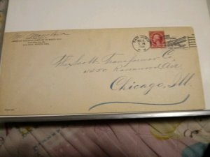 1931 Airmail Cover Puerto Rico To Chicago, Ill