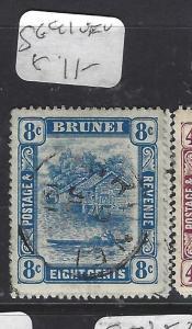BRUNEI  (P0112B)  RIVER 8C  SG41     VFU