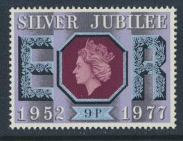 Great Britain SG 1034  - MUH - Royal Silver Jubilee